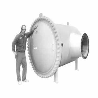 Custom high pressure blower after cooler